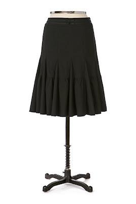 Anthropologie Belvedere Skirt