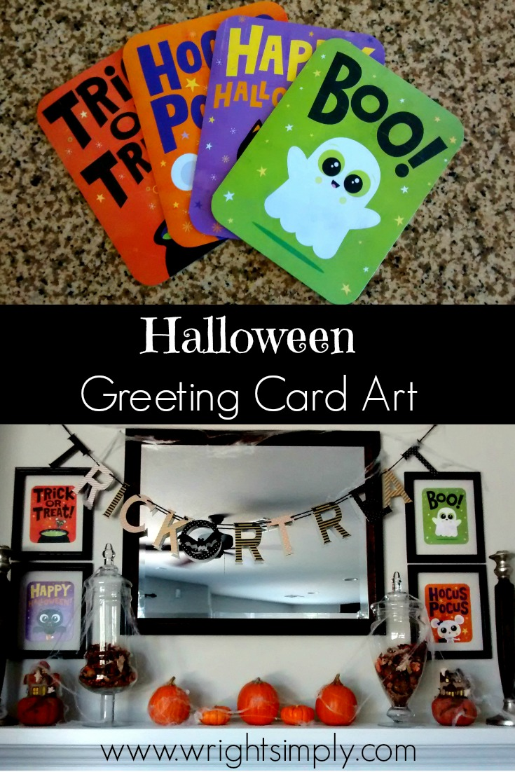 u0027kid halloween greeting card art