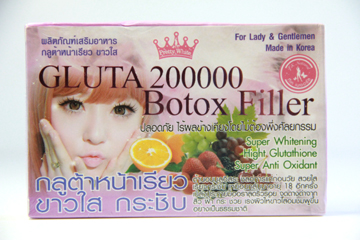 Gluta 200000 Botox Filler