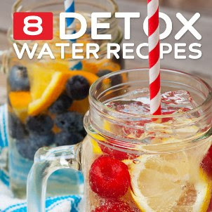8 Amazing Detox Water Recipes To Flush Out Toxins
