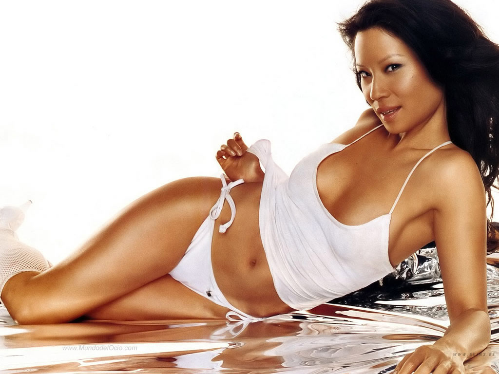 Gapitan World: American Sexy Lucy Liu Bio, Movies, Photos ...