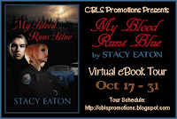 {Review} My Blood Runs Blue by Stacy Eaton