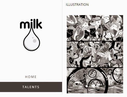 http://www.milktalents.co/project/ozlem-baykus/