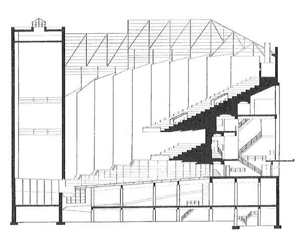 Noticias arquitectura blog moderna buenos aires cine for Arquitectura moderna planos