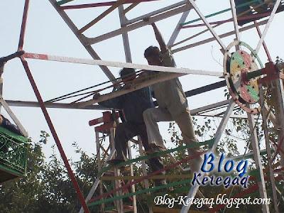 India Ferris Wheel