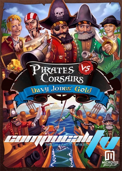 Pirates vs Corsairs Davy Jones Gold PC Full Español