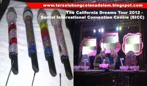 konser katy perry Sentul International Convention Centre (SICC) Bogor-Indonesia