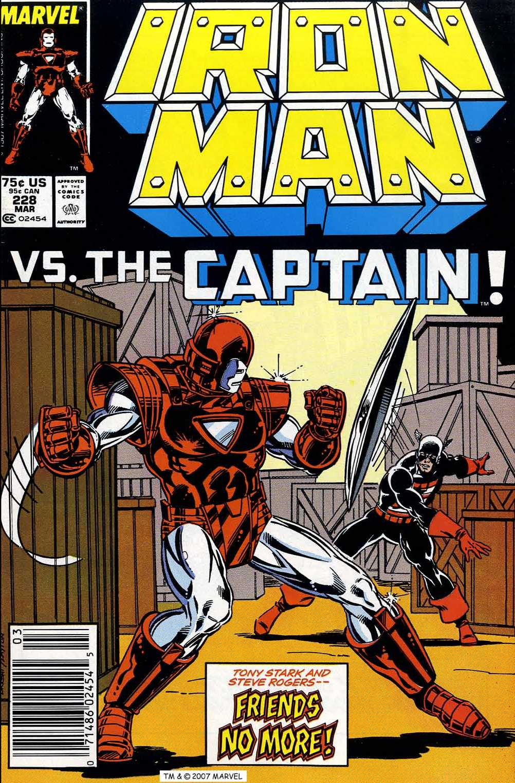 Captain America (1968) Issue #339b #269 - English 1