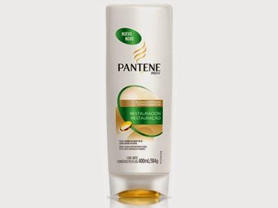 condicionador Restauração para cabelos Pantene Pro-V