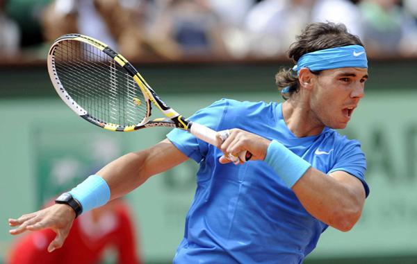 Rafa Nadal un campeón que será leyenda en el deporte