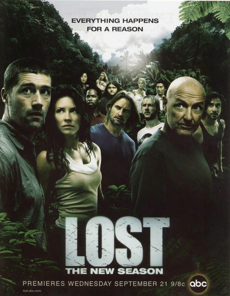 Lost – Todas as Temporadas Dublado / Legendado (2004)