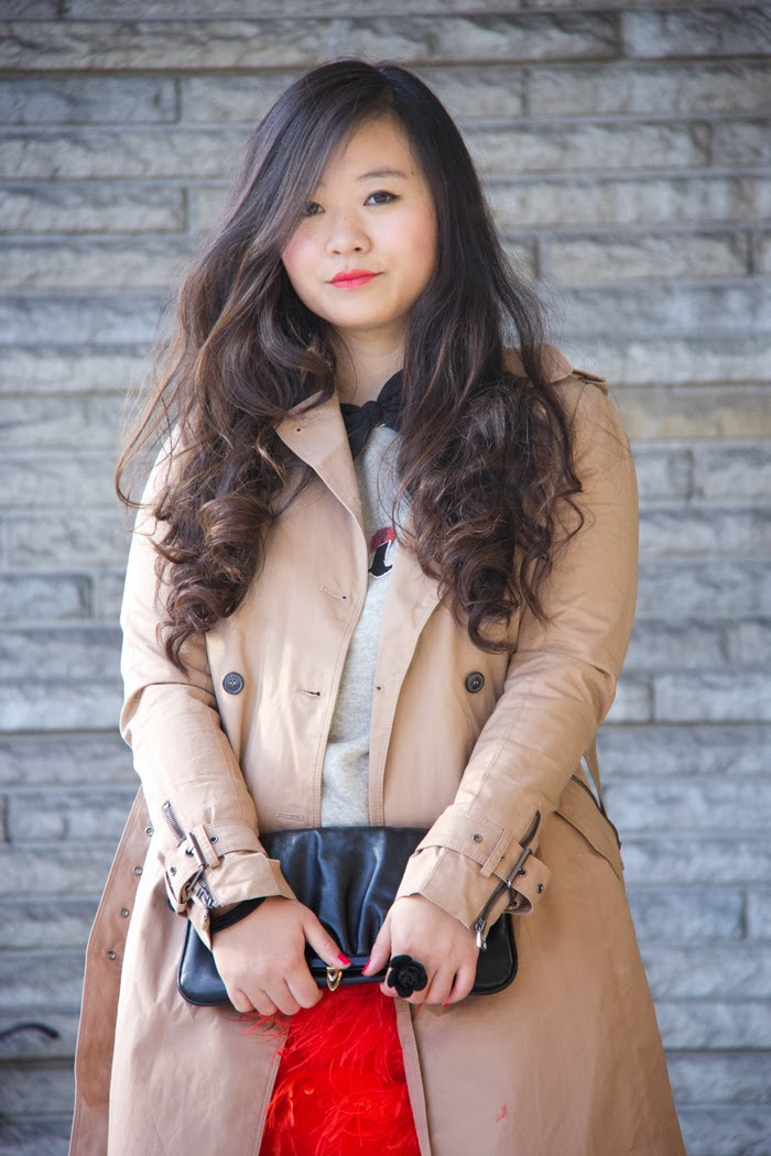 Trench-Coat, Winter-Fall-Outfit, Fashion-Blogger, Street-Style