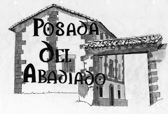 WEB DE LA POSADA DEL ABADIADO