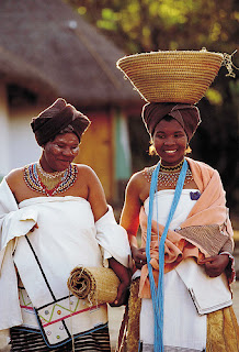 Xhosa women, Ethnikka blog for the knowledge of ethnic cultures and tribes
