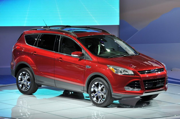 2013 ford escape review the all new ford escape delivers the. Cars Review. Best American Auto & Cars Review