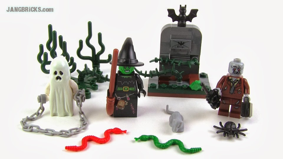 lego halloween accessory pack 850487 review