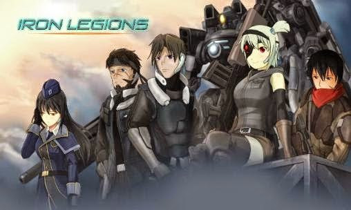 Free Download Game Iron Legions APK