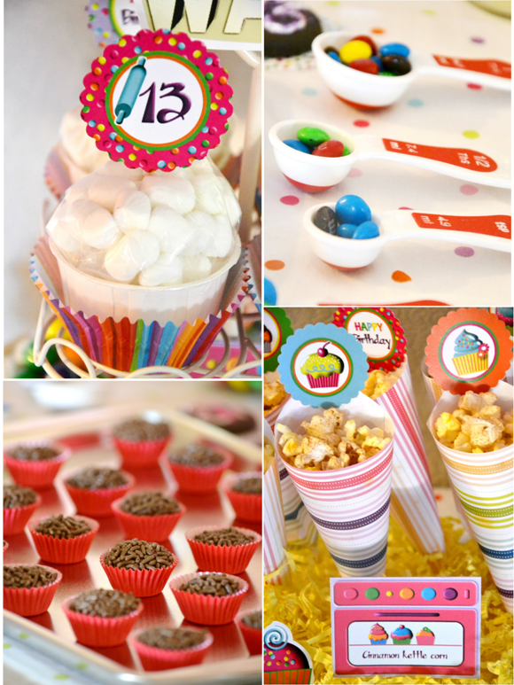 Very Best Cupcake Wars Birthday Party Ideas 580 x 773 · 823 kB · png