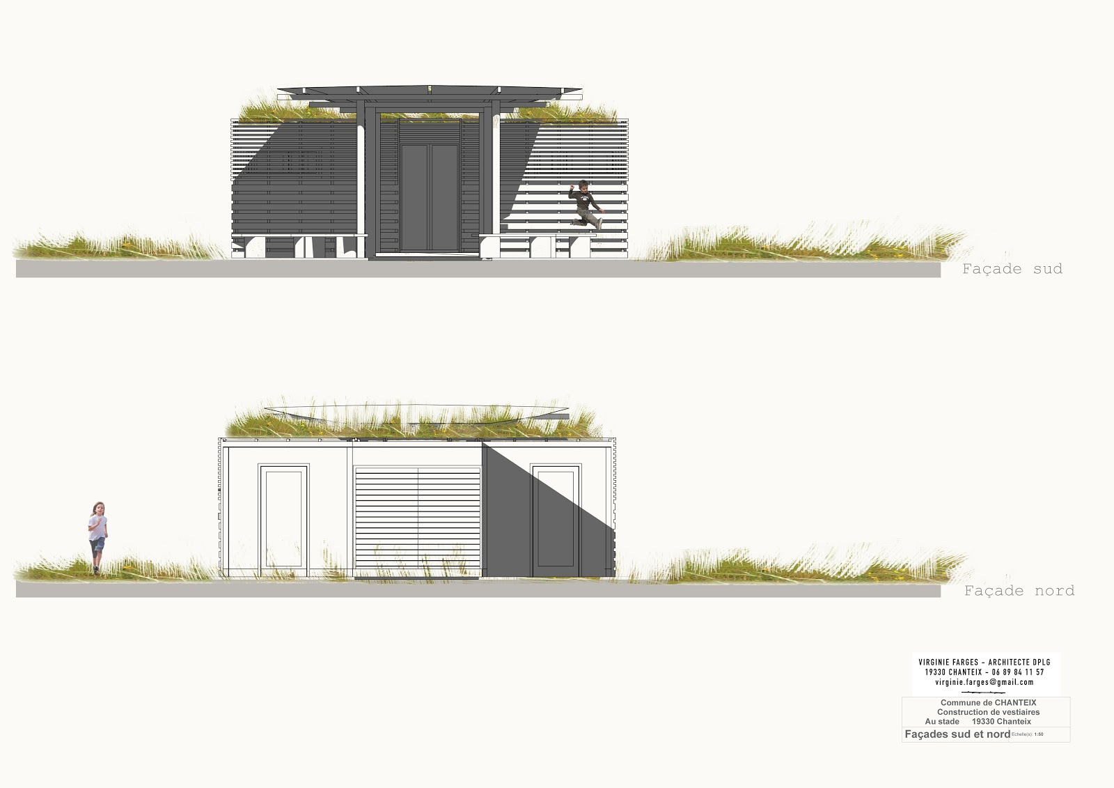 Virginie farges architecture cologique corr ze limousin for Architecture ecologique
