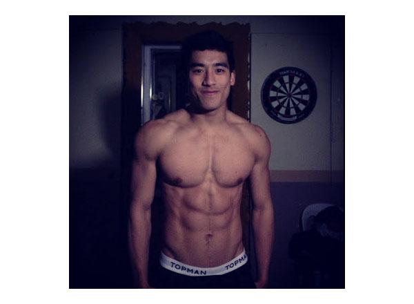Cute Asian dude