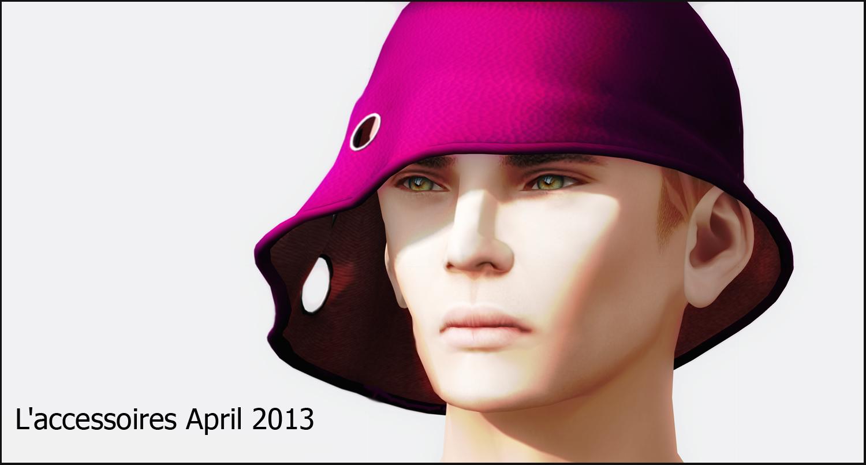 L'accessoires April 2013
