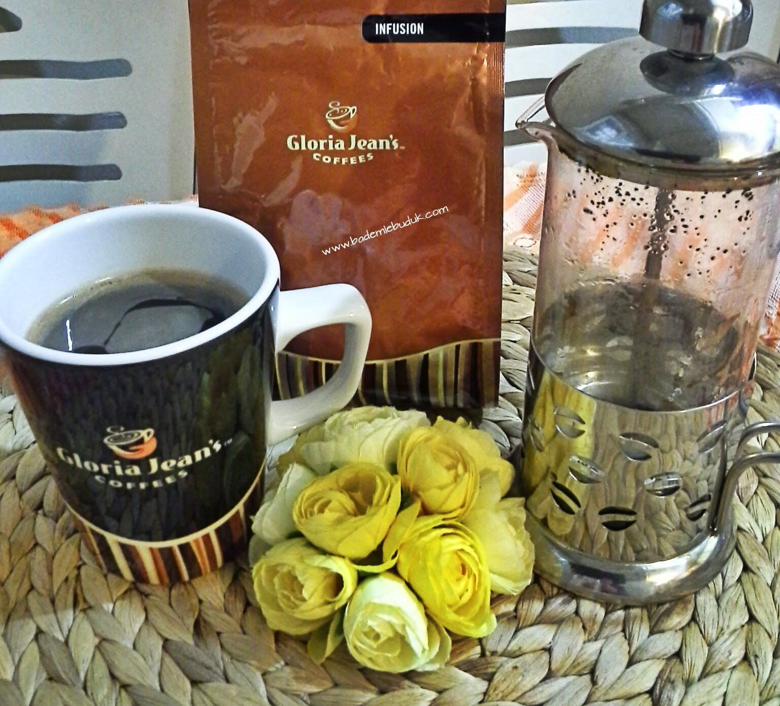 filtre kahve - evde filtre kahve - kahve sunumu - kahve nasıl yapılır - French Press ile kahve