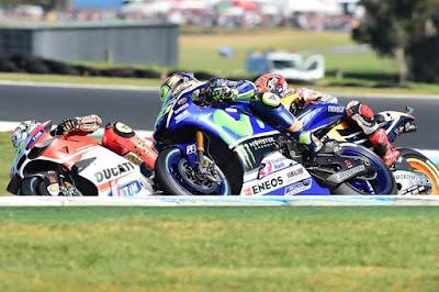 Dua Bintang Italia Jadi Pembalap MotoGP yang Paling Dikagumi Tahun Ini