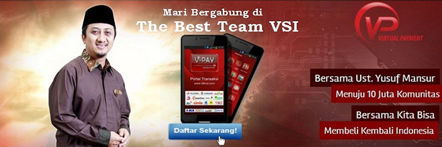 Klik VSI Super | Web Support VSI | The Best Team VSI