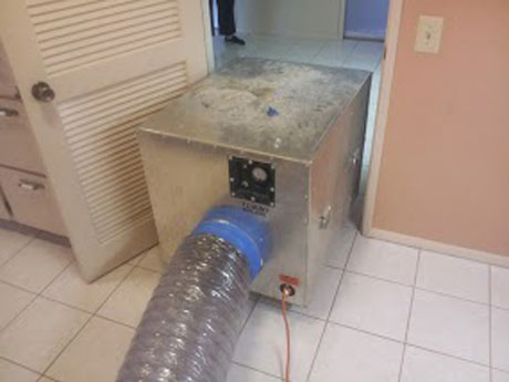 Phoenix Tile Flooring Removal Dust Free EPA Certified
