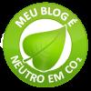 Meu blog é neutro em CO2 e o seu?