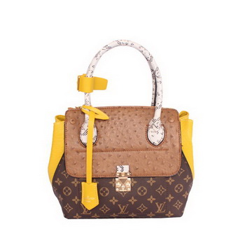 Louis Vuitton Precious Leather Majestueux Tote PM N91284 comes with serial  numbers, care booklet,dust bag,Card, tag. eea60281d2