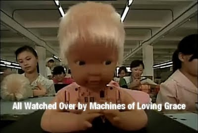 new adam curtis doc: 'all watched over by machines of loving grace'