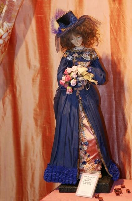 Международные выставка рукоделия и салон кукол 2014 в Киеве приглашают гостей и участников ( 11-13 апреля)
