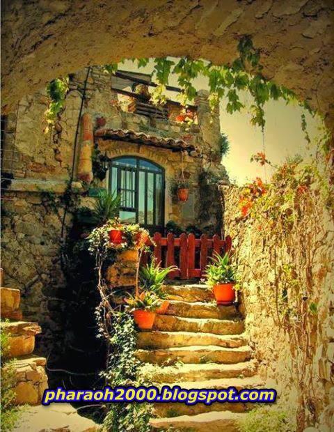 منزل توسكانيني بإيطاليا أحد آثار القرن السابع عشر