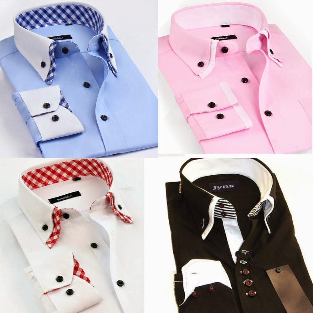 Shirt design style - Button Style Boys Shirt Designs Men Shirt Desgin Dressing In White Over Jeans Men Shirt Designs In White And Black Color Pent Shirt Dressing