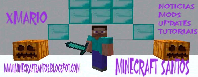 Minecraft Santos