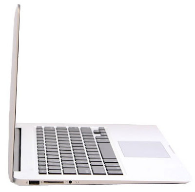 Nav 13x Terbaru Netbook Windows 7 yang Sangat Mirip Dengan MacBook Air