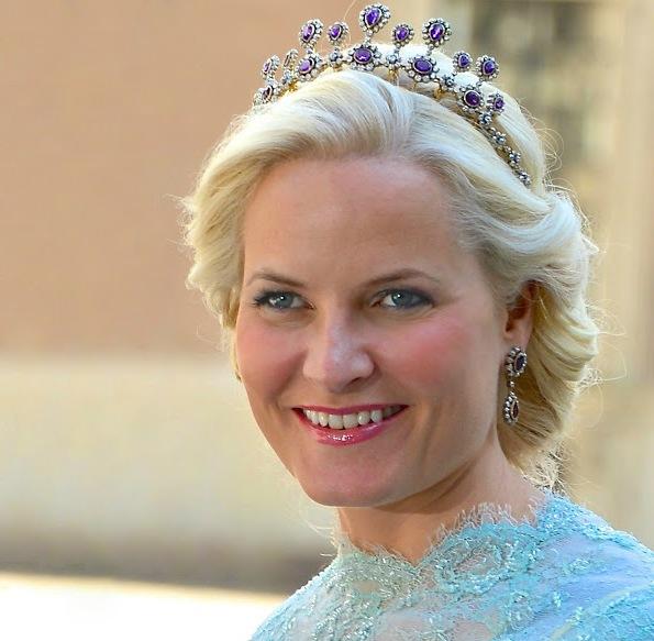 Happy Birthday To Crown Princess Mette-Marit Of Norway
