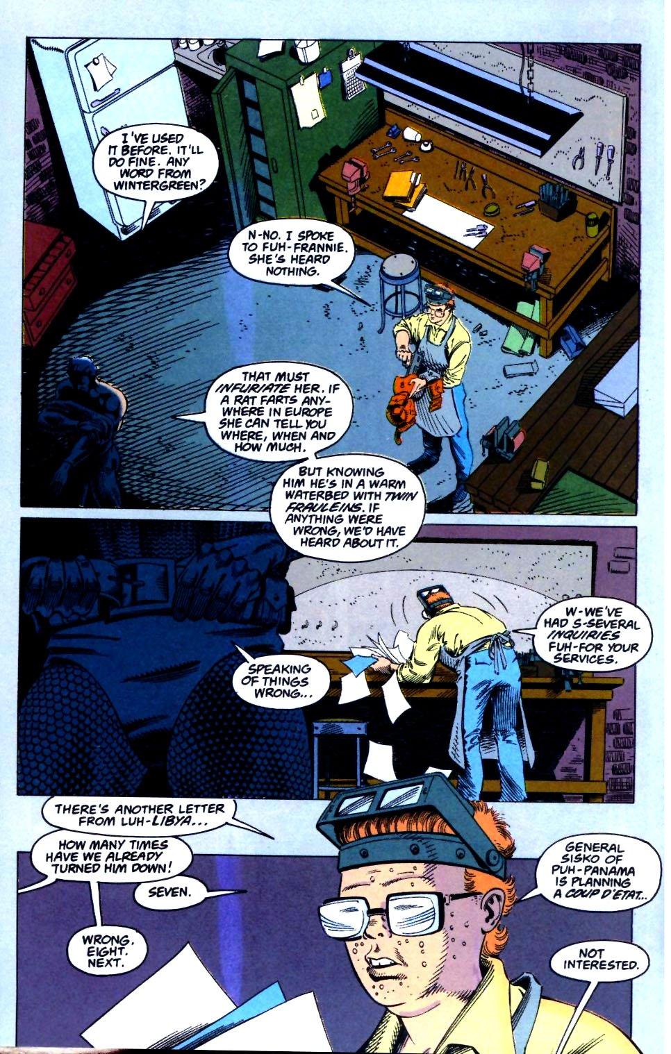 Deathstroke (1991) Issue #21 #26 - English 3
