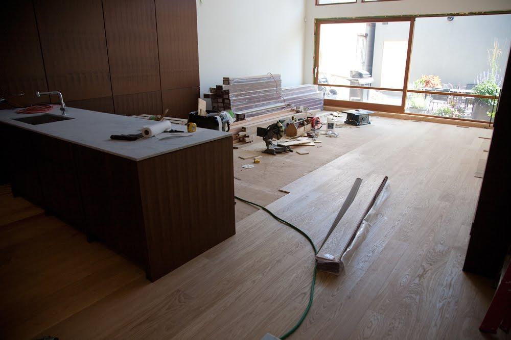 Dupont project engineered white oak flooring for Dupont laminate flooring