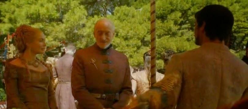 Oberyn Tywin y Cersei - Juego de Tronos en los siete reinos