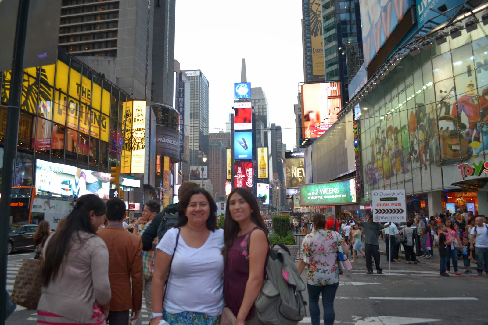 Times Square, NYC, Broadway