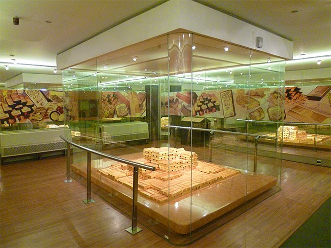 Sala del oro del Museum Bank Indonesia