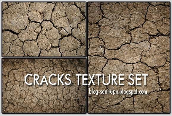 Cracks Texture Set High Resolution