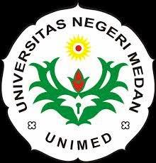Logo Universitas Negeri Medan, Medan