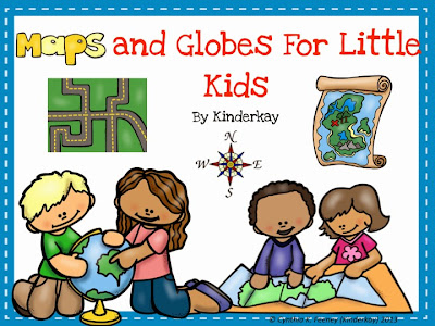 https://www.teacherspayteachers.com/Product/Maps-and-Globes-for-Little-Kids-759221