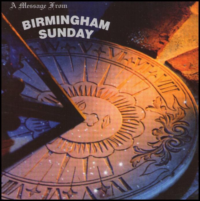 Birmingham Sunday A Message From Birmingham Sunday