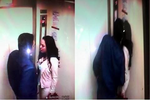 tanggapan regina soal foto ciuman dengan farhat di lift