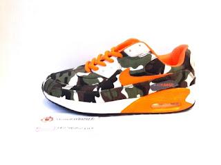 Nike Army, nike santai, casual, gaya,