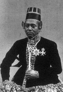 raja yogyakarta 1821-1877